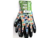 Latex Free Gardening Gloves with Stretch Wrist (Large, Pair)
