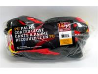 Polyurethane Palm Coated Glove with Polyester Knit (Medium, Pair)