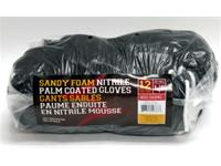 Sandy Foam Nitrile Palm Coated Gloves (Large, Pair)
