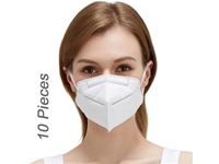 KN95 Protective Masks (10 Pieces)