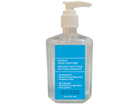 Instant Hand Sanitizer with Pump (237 ml)