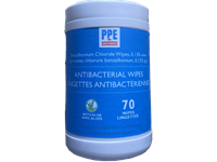 Antibacterial Wipes Chlorine Based