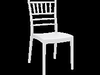 JOSEPHINE - Chaise en résine - WHITE