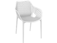 Air XL - Chaise en résine - WHITE