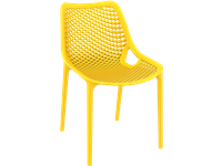 AIR - Chaise en résine - YELLOW