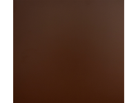 IBIZA - HPL - Dessus de Table - 60x60cm - BRUN
