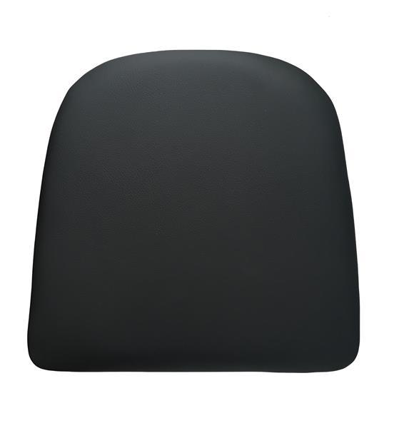 """<meta charset=""""UTF-8"""">SOHO - Coussin pour la chaise en vinyle - NOIR"""