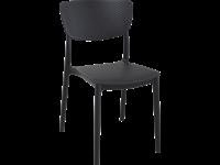 LUCY - Chaise en résine
