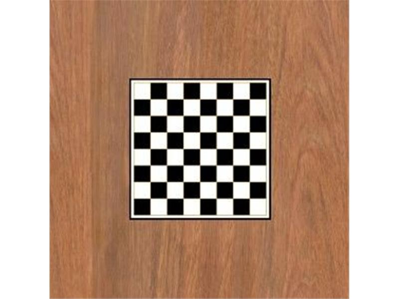 "<meta charset=""UTF-8"">Werzalit - Dessus de table - GAME BOARD - 60x60cm"