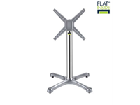BX26F - Base en aluminium - Auto-nivellateur- Flip Top