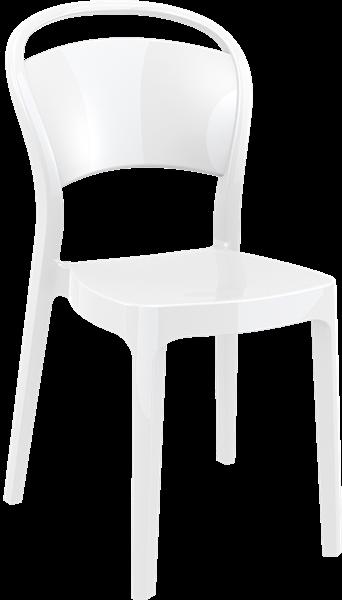 "<meta charset=""UTF-8"">BO - résine Chair - BLANC brillant"