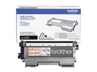 Compatible 5-Pack Brother TN450 High Yield Toner Cartridge
