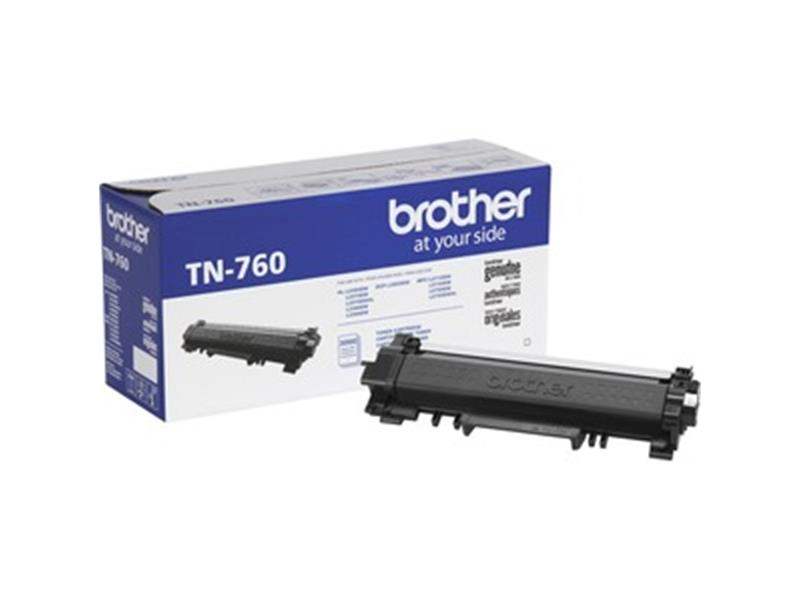 Compatible 3-Pack Brother TN760 High Yield Toner Cartridge