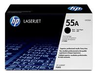 Compatible 2-Pack HP CE255A  Toner Cartridge