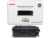 Compatible 3-Pack Canon CRG-119 Toner Cartridge