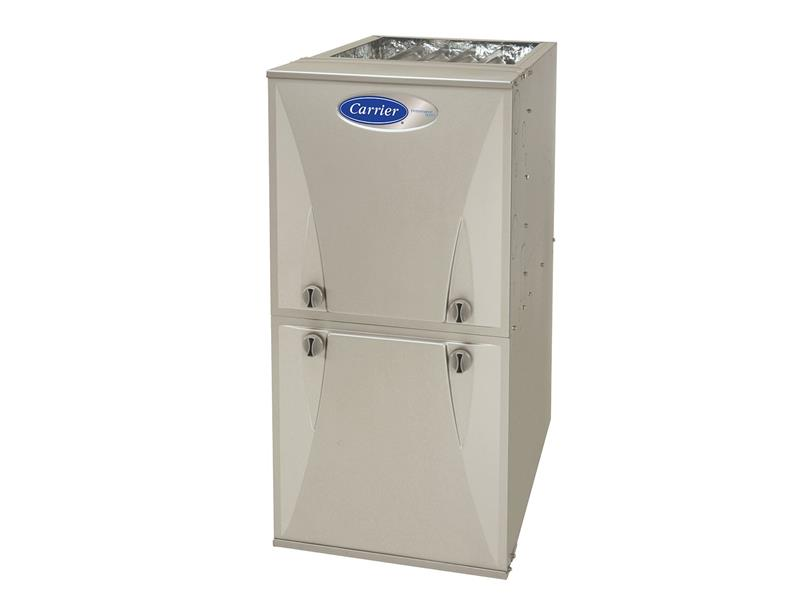 Carrier® Performance™ 96% AFUE 40000 Btuh Multipoise Gas Furnace
