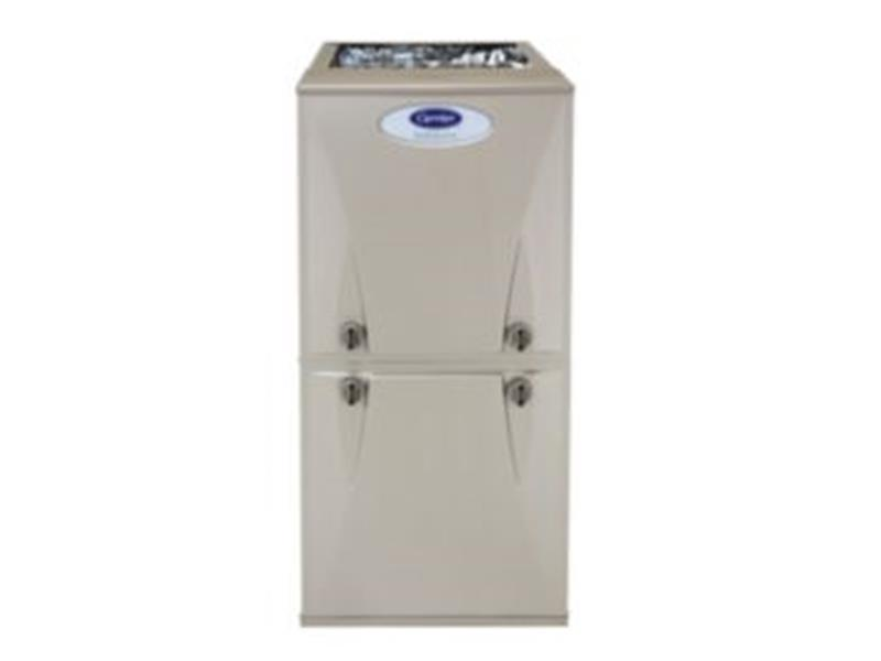 Carrier® Infinity™ 97% AFUE 100000 Btuh Modulating Multipoise Gas Furnace