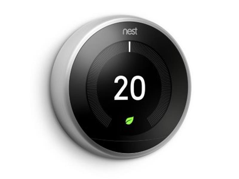 Nest  T3007EF Nest Learning Thermostat  3rd Generation