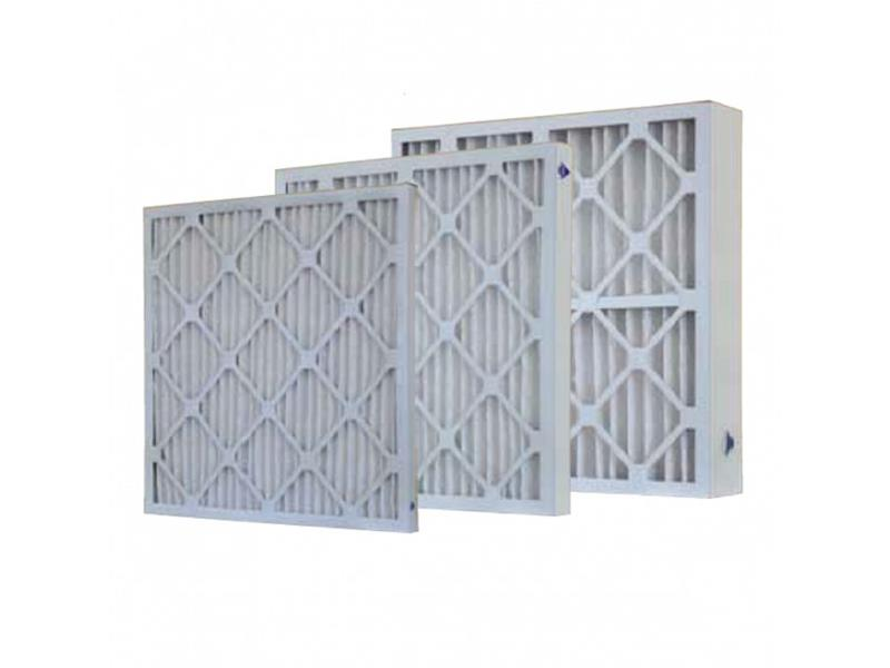 """Filtration Lab  16"""" x 25"""" x 1"""" High Capacity Pleated Filter MERV 8"""